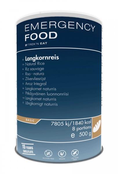 Emergency Food Langkornreis