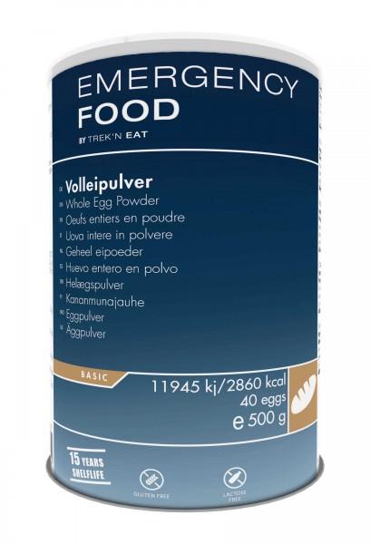 Emergency Food Volleipulver
