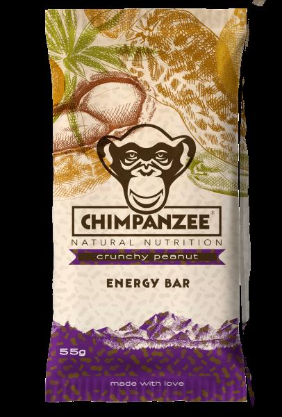 Chimpanzee Energy Bar Erdnüsse 55g