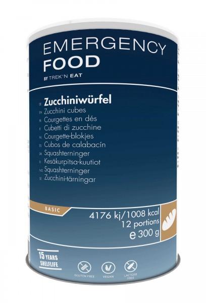 Emergency Food Zucciniwürfel