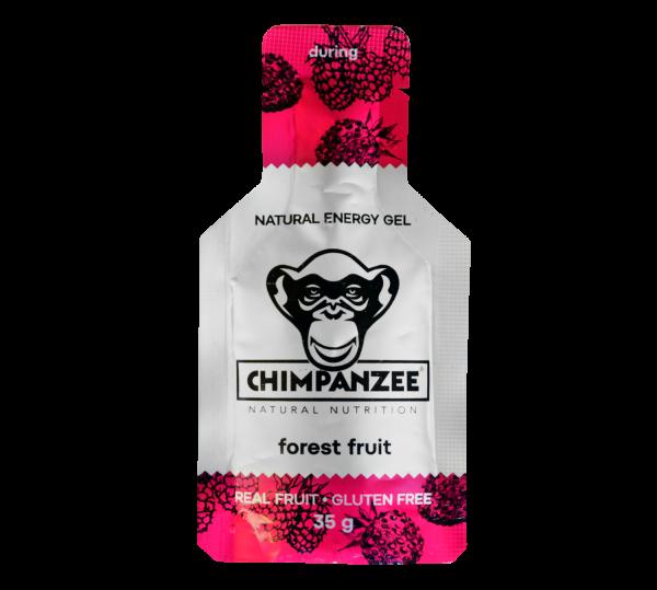 Chimpanzee Energy Gel Forest Fruit 35g