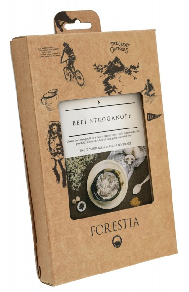 Forestia Bœuf Stroganoff-SH Outdoornahrung Trekking