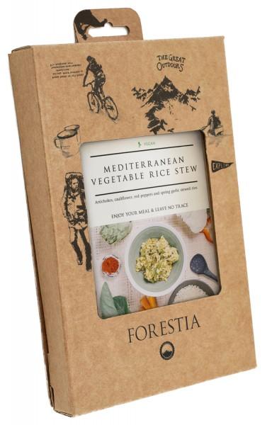 Forestia Mediterraner Reistopf-SH vegetarisch