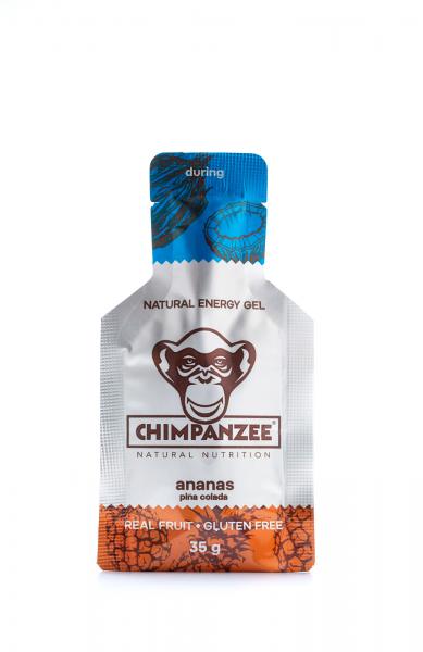 Chimpanzee Energy Gel Ananas 35g