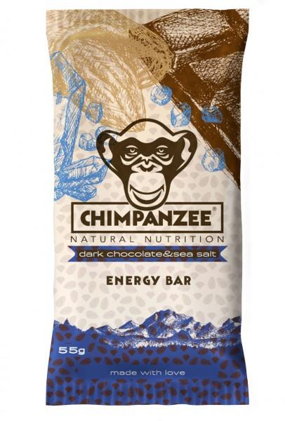 Chimpanzee Energy Bar Schokolade & Salz 55g