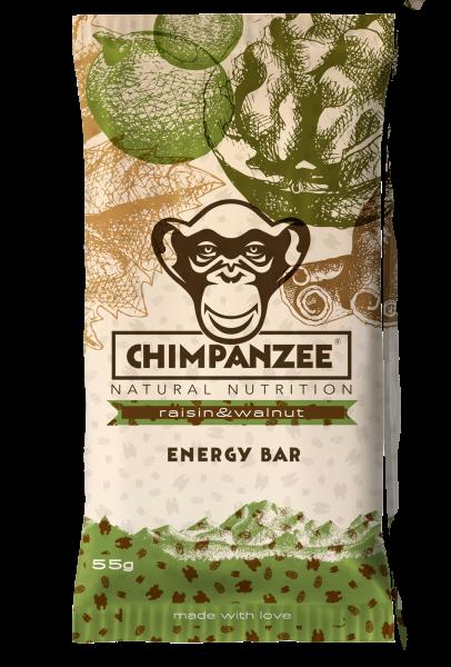 Chimpanzee Energy Bar Rosinen & Walnuss 55g