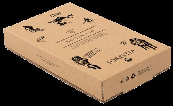 Forestia Heater Bag Heizbeutel Outdoornahrung