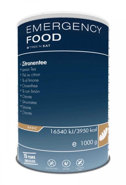 Emergency Food Zitronentee