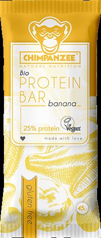 Chimpanzee BIO Protein Riegel Banane 45g