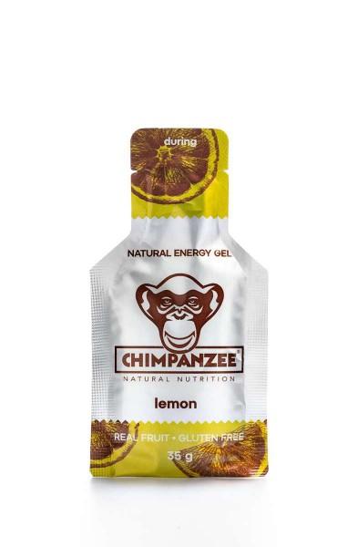 Chimpanzee Energy Gel Lemon Bio 35g