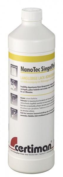 Certiman NanoTec SiegelPolish 1000ml Politur Versiegelung