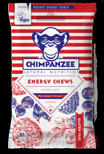 Chimpanzee Energy Kaubonbons mit Fruchtsaft