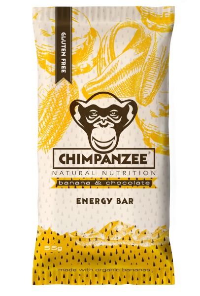 Chimpanzee Energy Bar Banane & Schokolade 55g