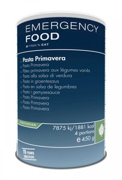 Emergency Food Pasta Primavera