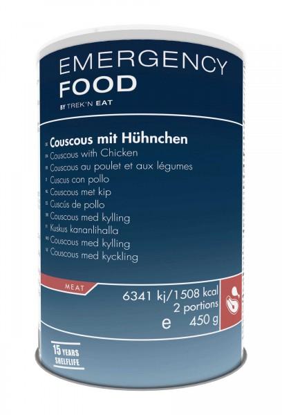 Emergency Food Couscous mit Hühnchen