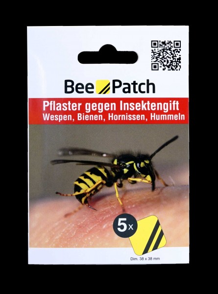 Bee-Patch Bienen- und Wespenpflaster (5 St.)