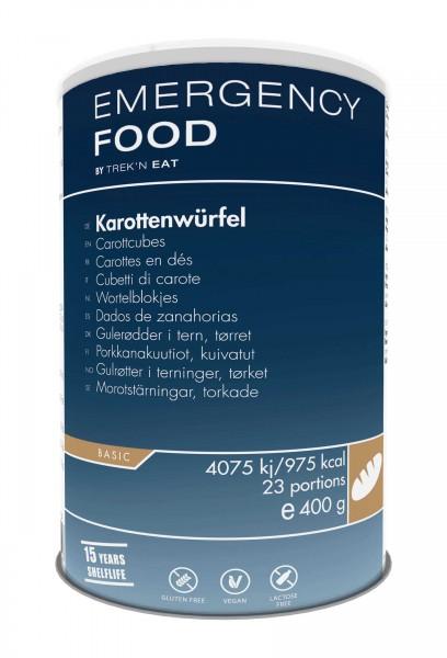 Emergency Food Karottenwürfel