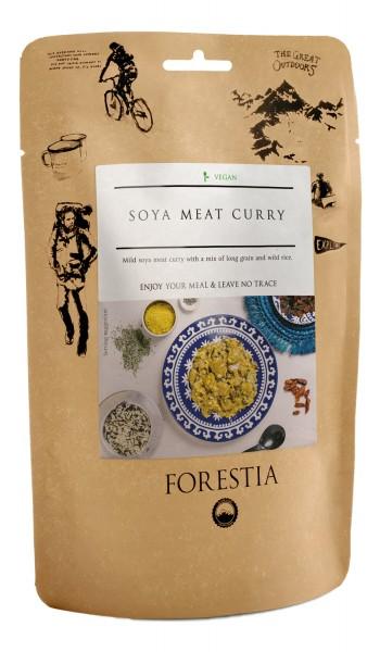 Forestia Curry mit Sojageschnetzeltem vegetarisch Outdoornahrung Trekking