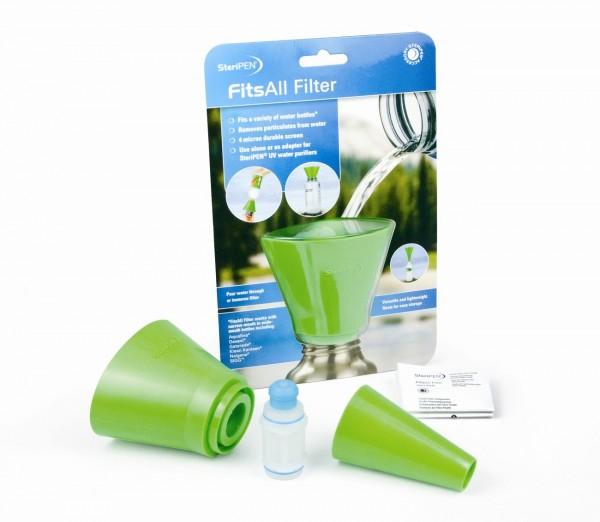 Steripen FitsALL Vorfilter Wasserfilter Grobfilter Micron