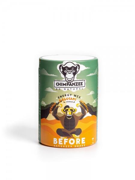 Chimpanzee Energy Shake Honey-Cereals-Cocoa 420g